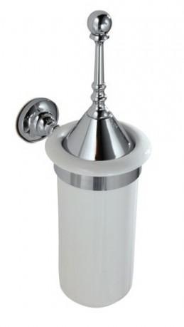Porta scopino da parete per il bagno New England 3sc