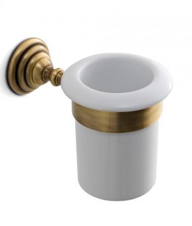 Bicchiere da parete per il bagno Victoria 3sc