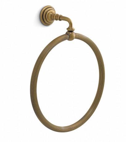 Porta salviette ad anello per il bagno Victoria 3sc