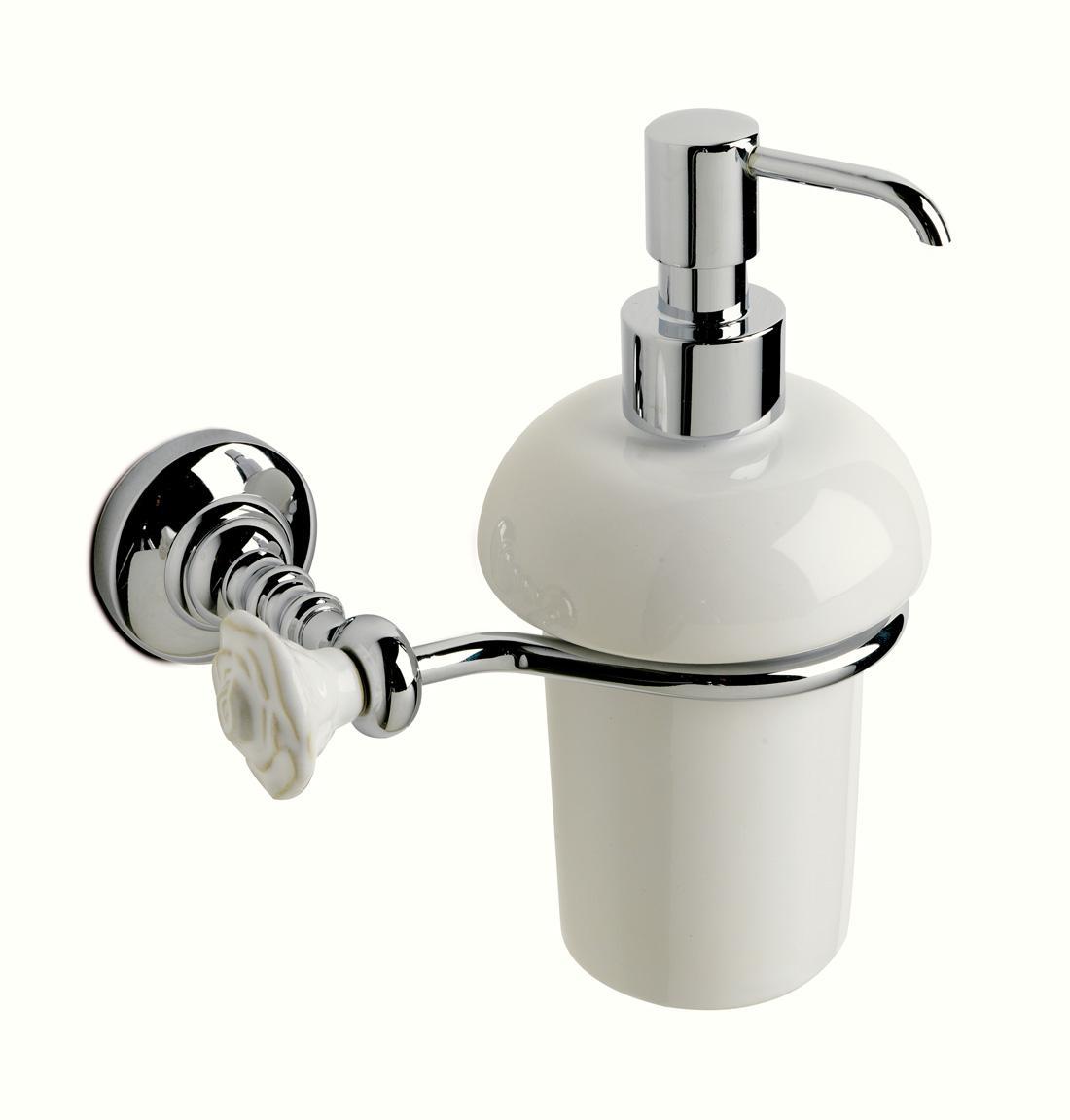 Dispenser da parete per il bagno Rosy 3sc