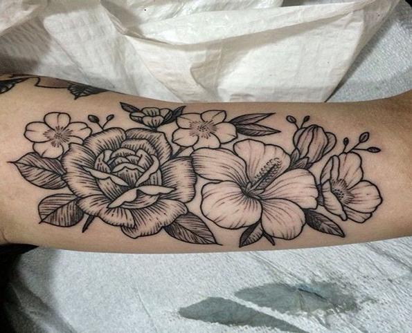 Il Significato Dei Tatuaggi La Peonia