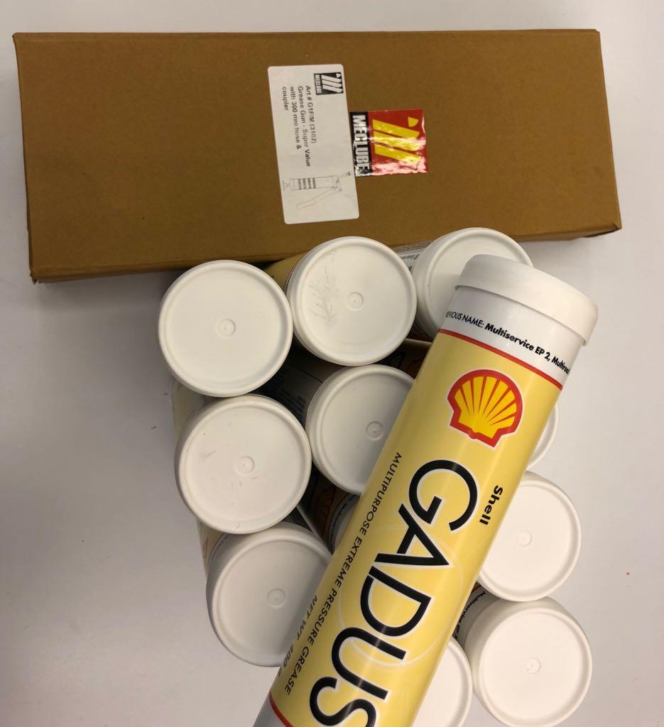 Pomo Shell Gadus S2 V220AC 2 12x400 g