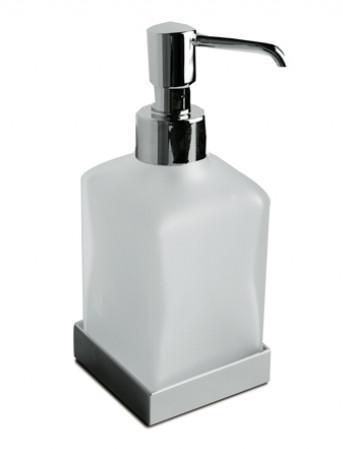 Dispenser da appoggio per il bagno serie Cuir 3SC