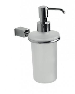 Dispenser da parete per il bagno serie Cuir 3SC
