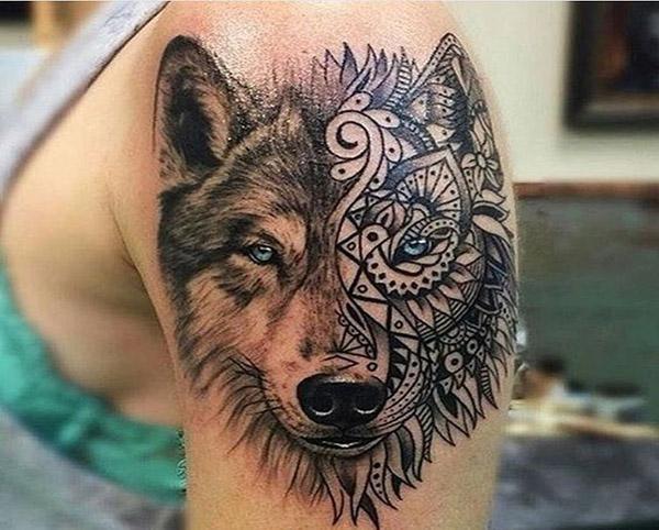 Il Significato Dei Tatuaggi Il Lupo