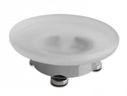 Porta sapone da appoggio per il bagno serie Europe 3SC