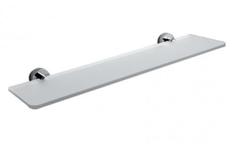 Mensola in cristallo per il bagno serie Europe 3SC