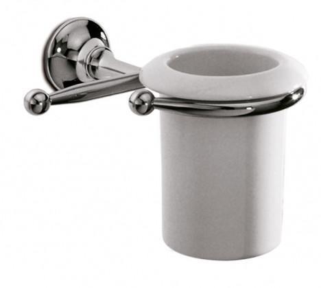 Bicchiere da parete per il bagno serie Pastelli 3SC