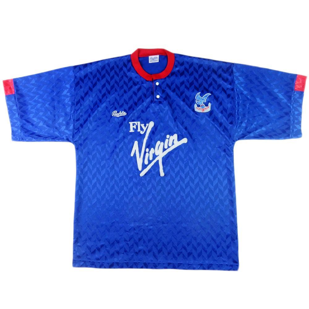 1990–91 Crystal Palace Maglia Away M