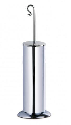 Porta scopino a terra per il bagno serie Giglio 3SC