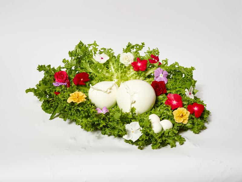Mozzarella di Bufala Affumicata da 500 gr