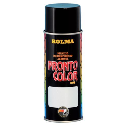 Bomboletta Vernice Spray per ritocco auto Pronto Color | vernice a campione per ritocco auto