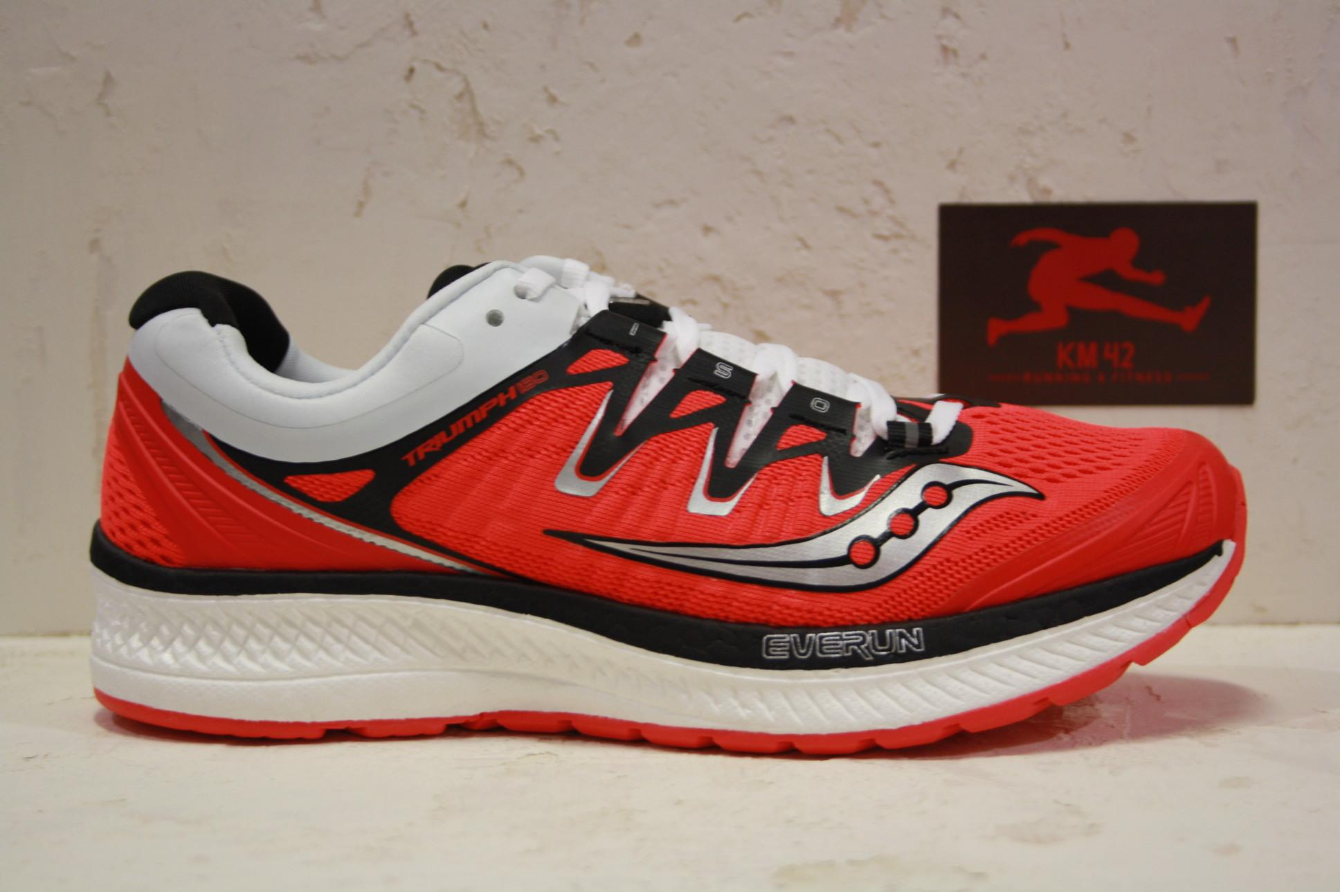 reputable site 881c4 fcaf9 Scarpa running Saucony Triumph ISO 4 donna - KM 42 RUNNING ...