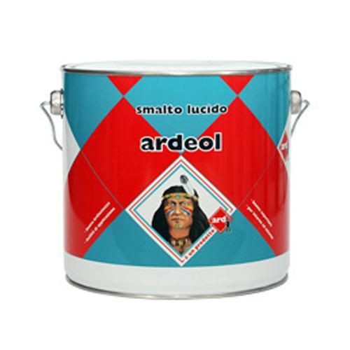 Smalto sintetico Ardeol per finitura supporti in legno o ferro