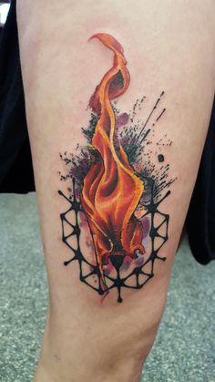 Il significato dei tatuaggi la fiamma altavistaventures Gallery