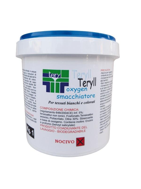 TERYLL OXYGEN SMACCHIATORE KG 1