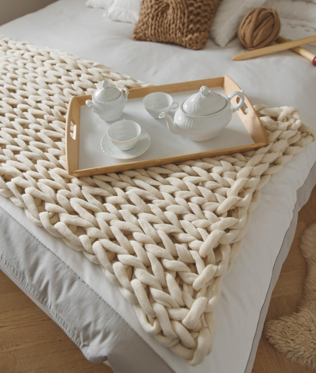 Homeware - WoolHome Decor Collection - Collections - XXL BLANKET - 1