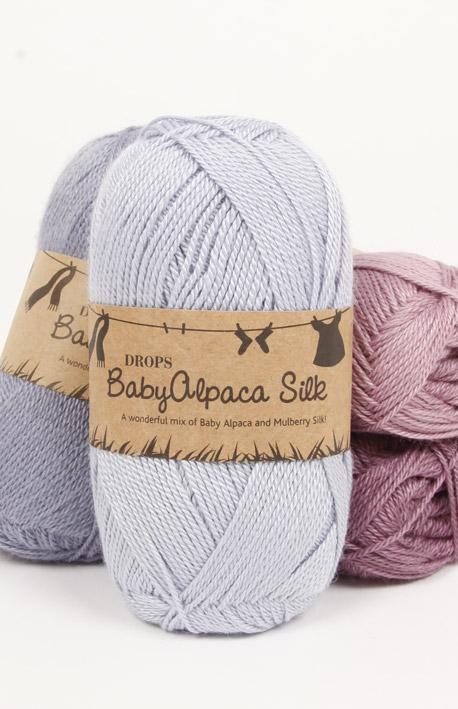 Drops Baby Alpaca Silk