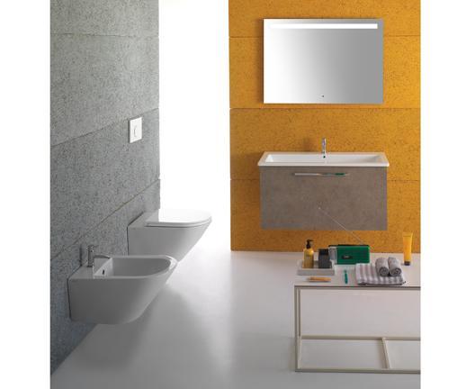 Mobile per il bagno cm 100 Forty3 Globo