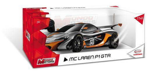 AUTO R/C 1:14 MCLAREN P1 GTR 63382 MONDO S.P.A.