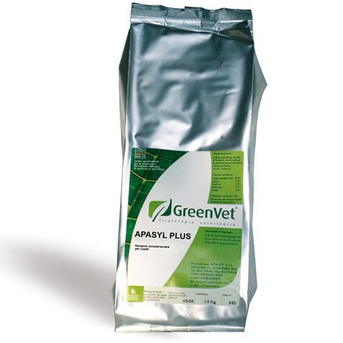 Apasyl Plus 500 gr. GreenVet