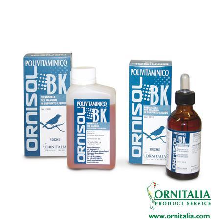 Ornisol BK Ornitalia 100 ml