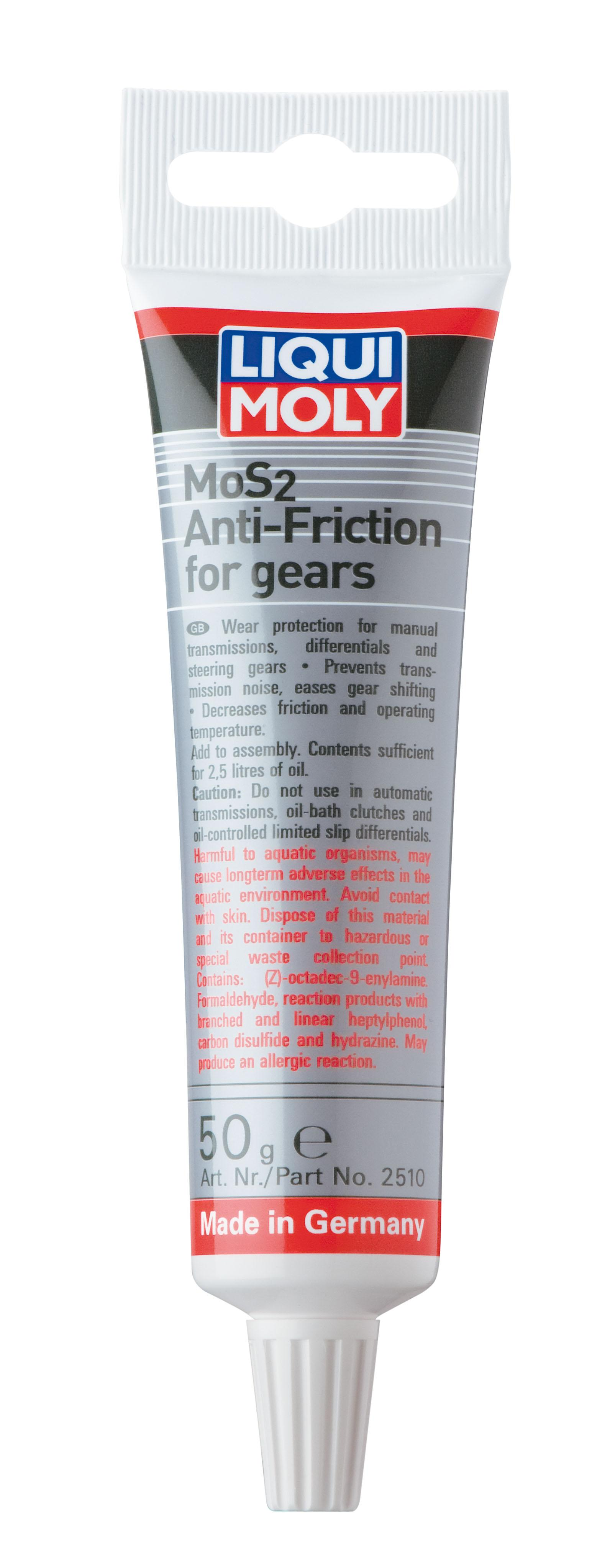 Liqui Moly Antifriction gear oil additivo antiusura per trasmissioni e cambio
