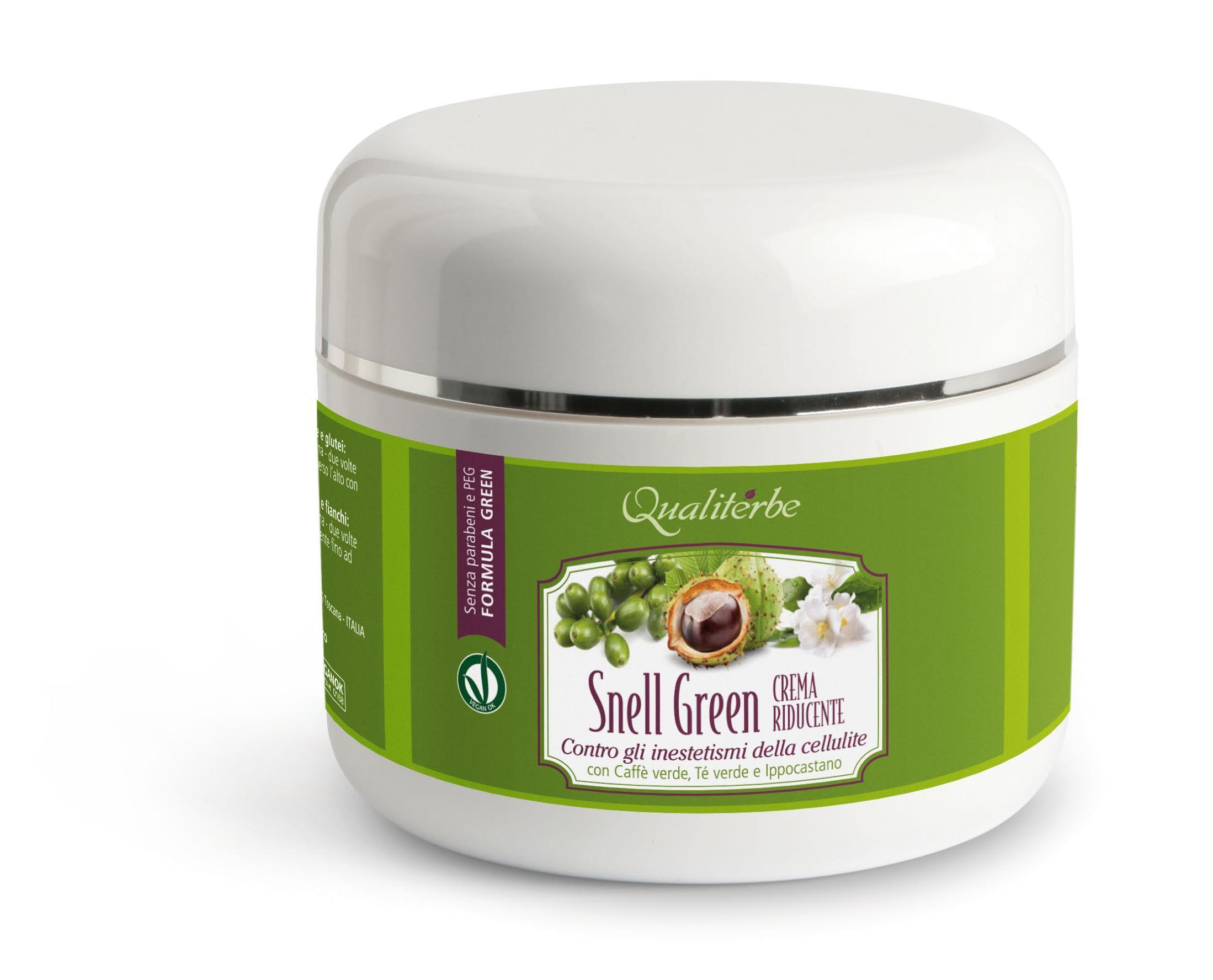 Snell Green Crema Riducente 200 ml (Vegan Ok)