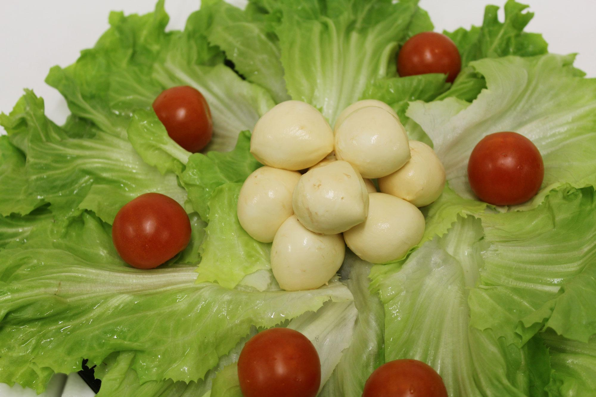 Bocconcini di Bufala Affumicati da 25 gr - Confezione da 500 gr