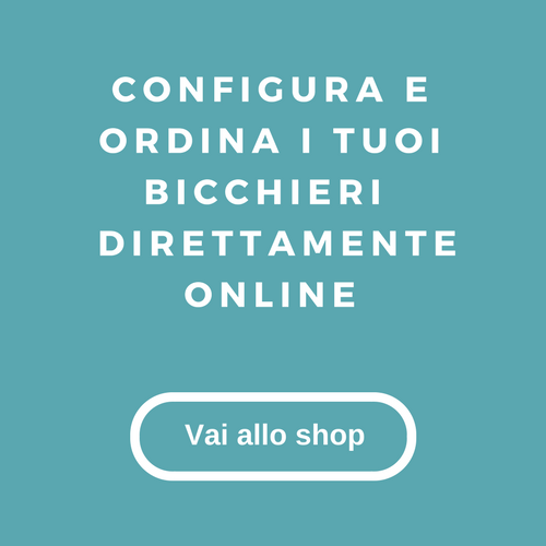 Configura e ordina i tuoi bicchieri personalizzati online