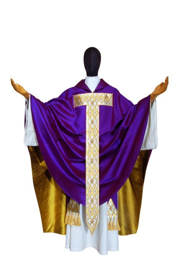Casula C170 Corona di Spine Viola