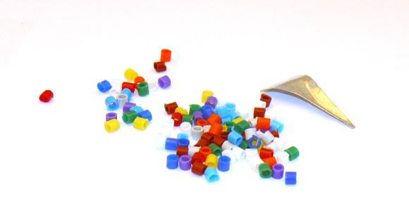 ANELLINI IN PLASTICA cliccare sulla foto per scegliere i colori