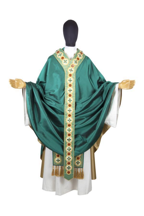 Casula CPD506A Pietre Dure Verde