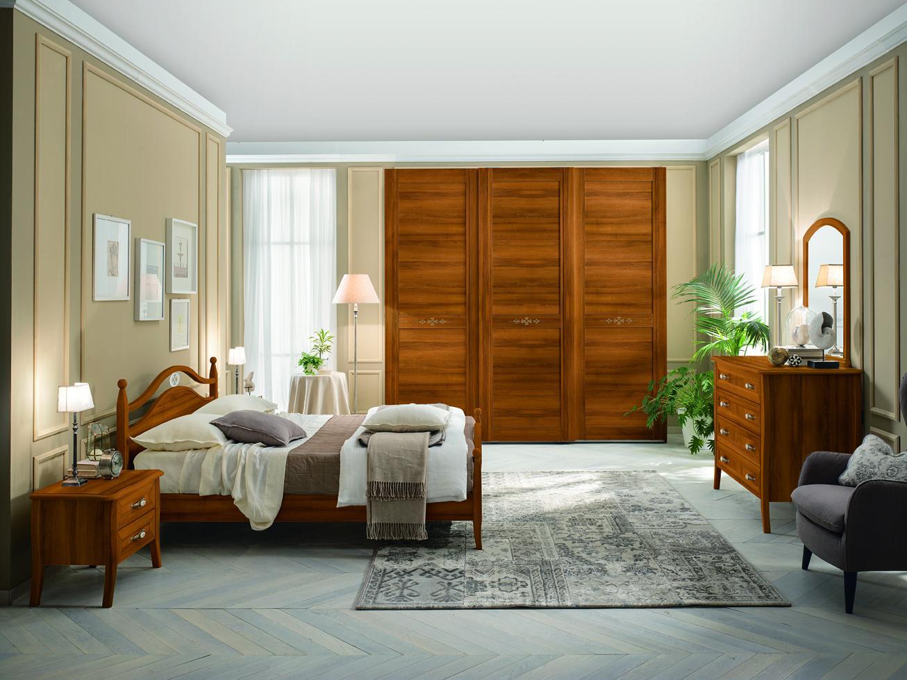 Camere matrimoniali classiche | ARREDOMENTE srl
