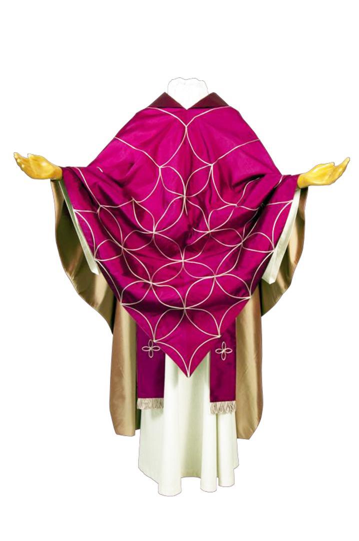 Casula CI614 Quadrifoglio Viola