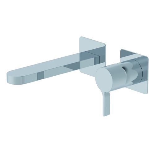 Miscelatore monocomando ad incasso per lavabo serie Tie Ritmonio