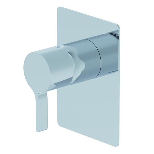 Miscelatore monocomando ad incasso per doccia serie Tie Ritmonio