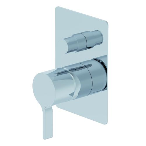 Miscelatore monocomando ad incasso per vasca/doccia serie Tie Ritmonio