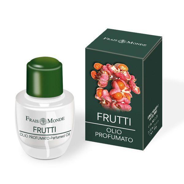 Olio Profumato frutti 12 ml Frais Monde