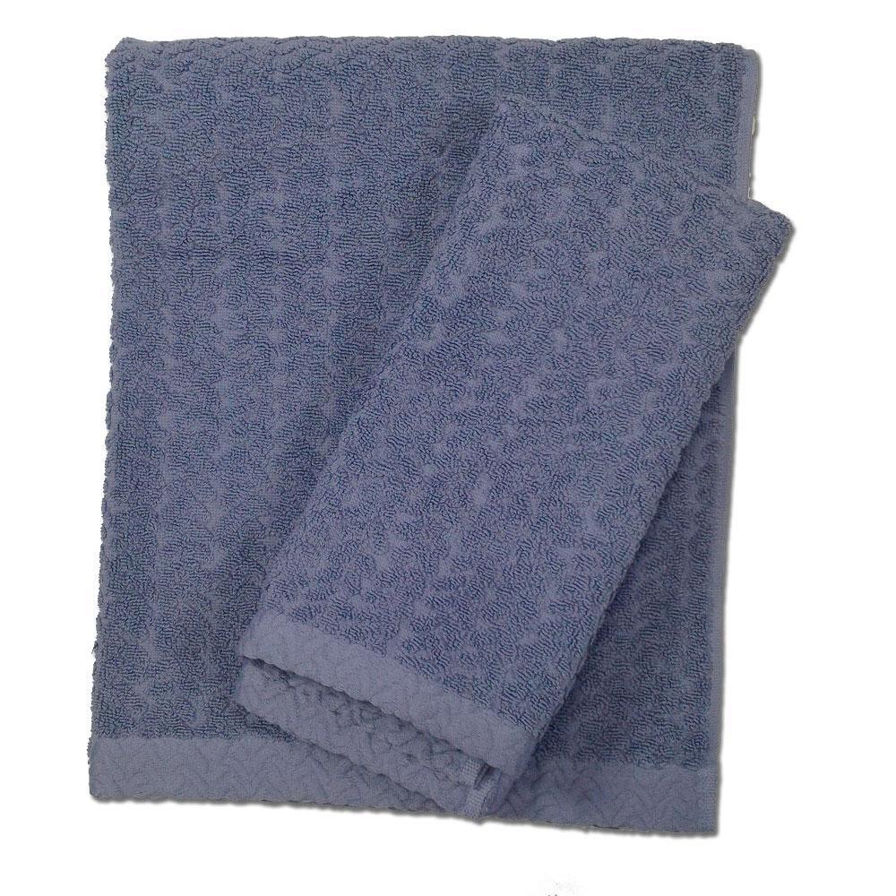 Set asciugamani 1+1 Missoni Home Orio var. avio