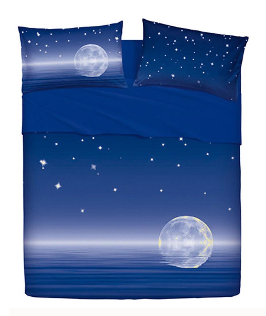 Bassetti lenzuola per letto piazza e mezza lunea e stelline - Piumini leggeri letto ...