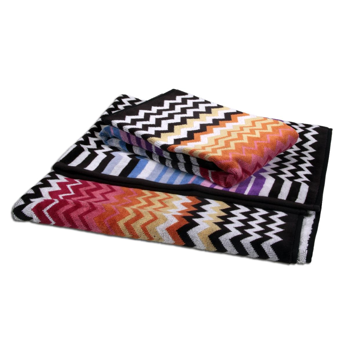 Missoni Stan Hand Towel: Missoni Home Towels 1 Bath Sheet + 2 Bath Towels + 2 Hand