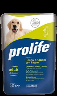 PROLIFE ADULT RENNA E AGNELLO CON PATATE