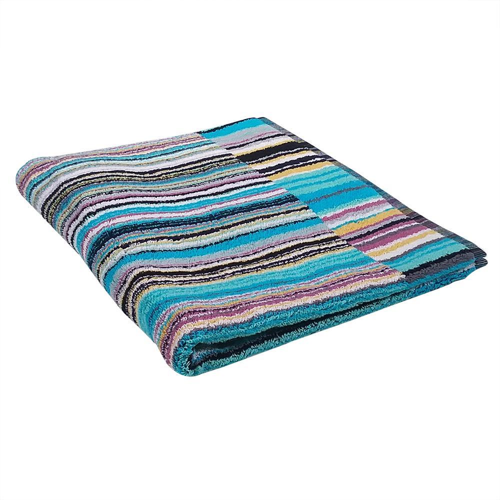 Missoni home jazz tappeto bagno 60x90 - Tappeto bagno blu ...