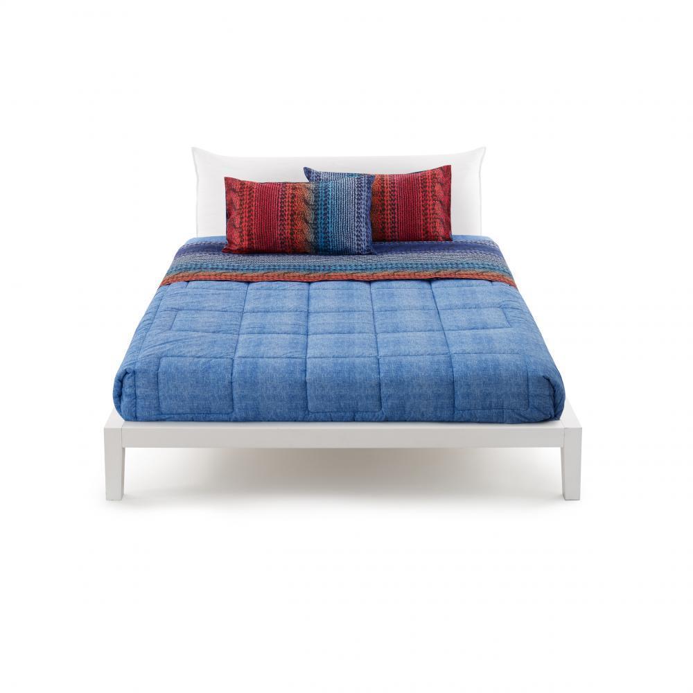 Set lenzuola letto da una piazza e mezza bassetti life - Lenzuola 1 piazza e mezza ikea ...