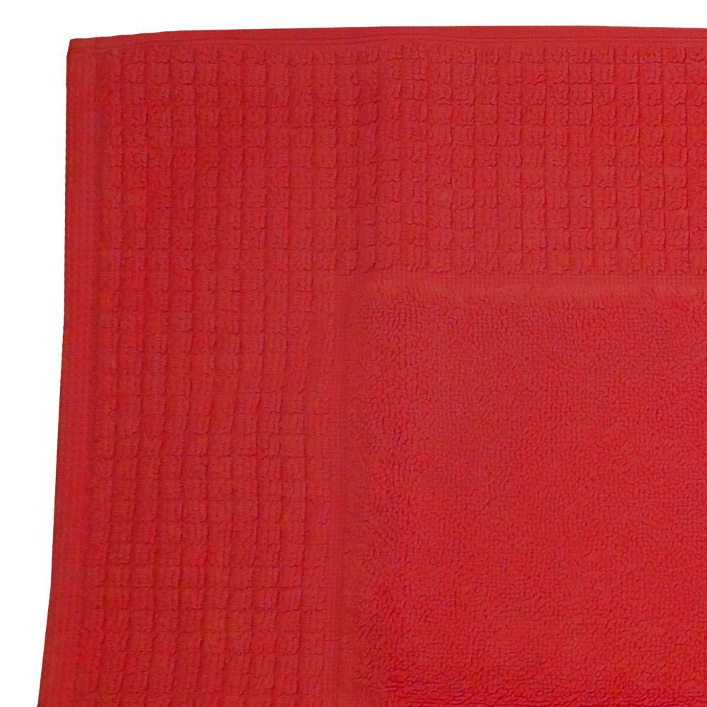 Tappeto bagno in spugna 60x120 cm solo tuo zucchi var carminio 1178 - Zucchi tappeti bagno ...