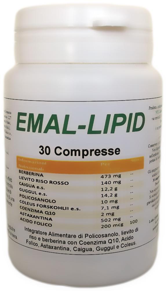 C29 Emal-LIPID - Controllo del Colesterolo - 30 compresse