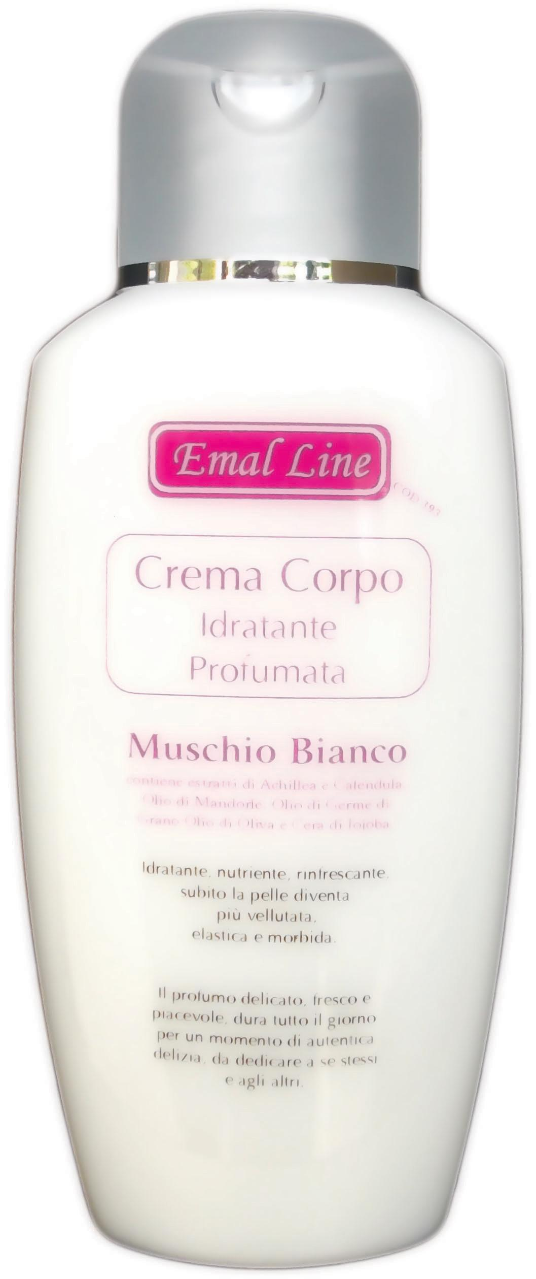 Crema Corpo al Muschio Bianco 200 ml