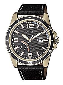Orologio citizenecodrive con indicatore riserva di carica aw7033-16h