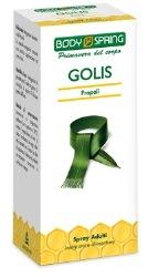 BODY SPRING GOLIS PROPOLI SPRAY FLACONE DA 25 ML